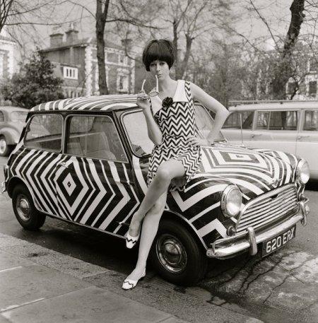 Abbina la tua auto con il tuo outfit, 1966