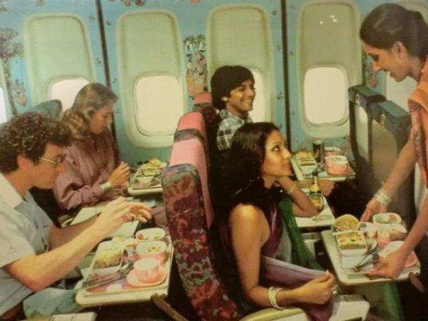 Air India, anni '70