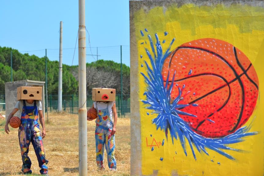 L'insolito mondo di Mr M & Mrs B - L'arte di Luca Allegrini