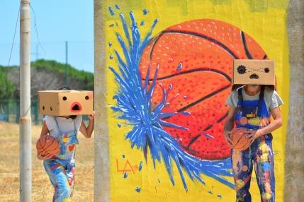 L'insolito mondo di Mr M & Mrs B - L'arte di Luca AllegriniL'insolito mondo di Mr M & Mrs B - L'arte di Luca Allegrini