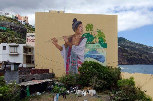 Artez @Santa Cruz de La Palma, Canary Islands