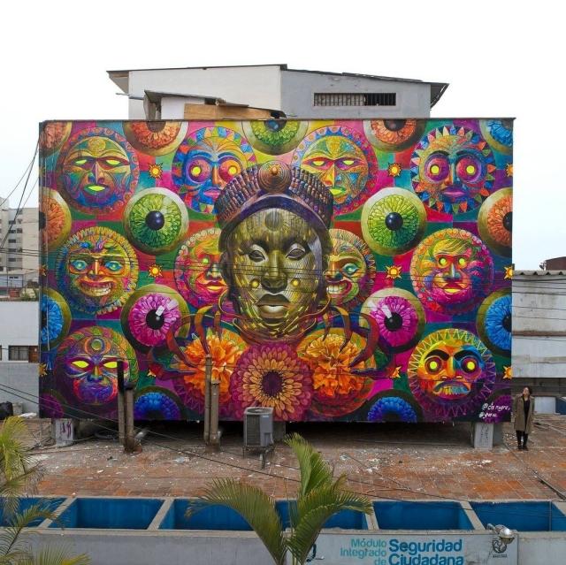 Cix Mugre @Lima, Peru