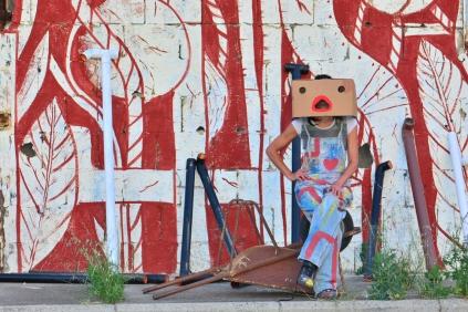 L'insolito mondo di Mr M & Mrs B - L'arte di Federico Crisa