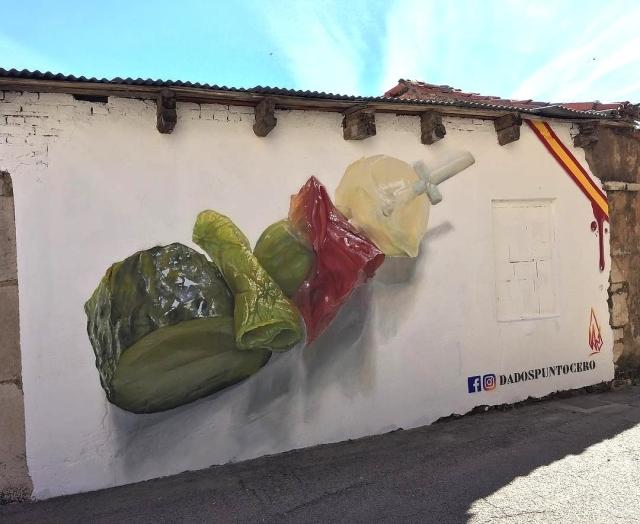 Dadospuntocero @La Robla, Madrid, Spain