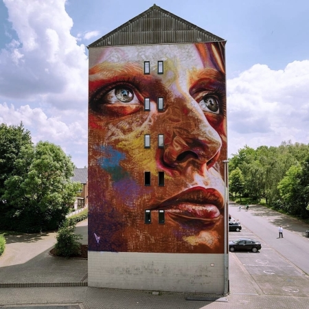 David Walker @Dendermonde, Belgium