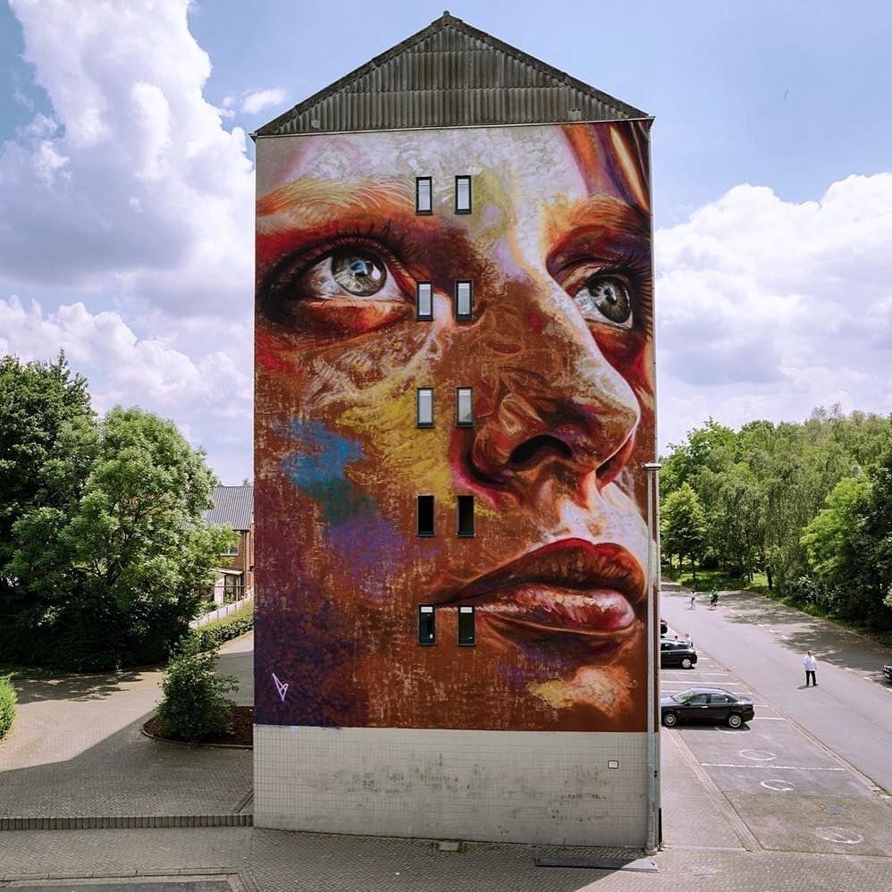 David Walker @Dendermonde, Belgium