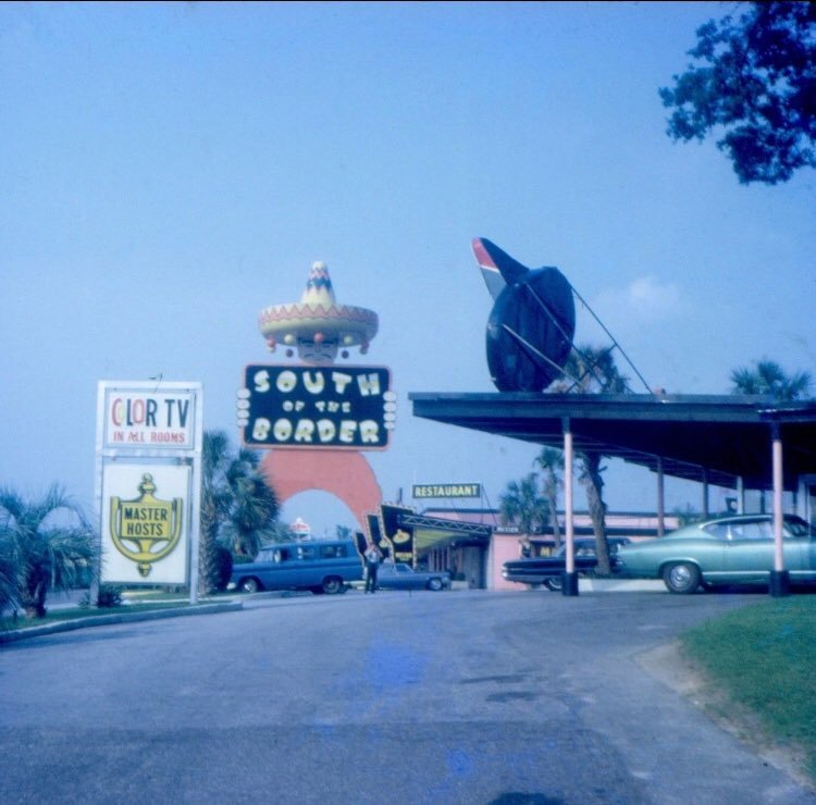 Dillon, South Carolina, 1969
