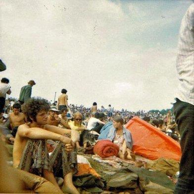 Domenica pomeriggio a Woodstock, 1969