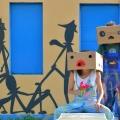 L'insolito mondo di Mr M & Mrs B – La street art di Fema