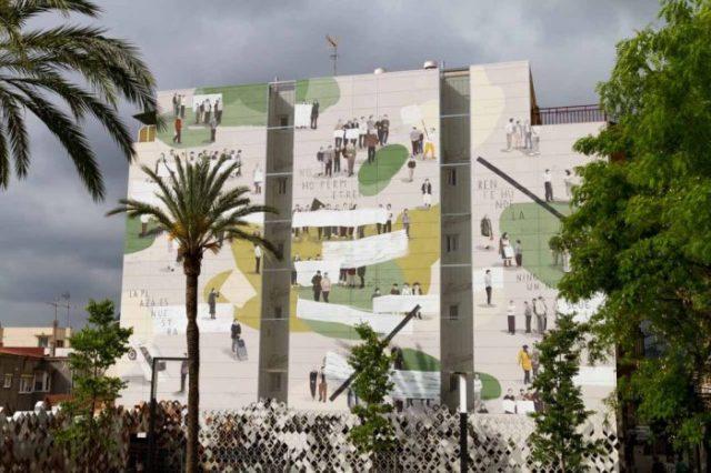 Escif @Barcelona, Catalonia
