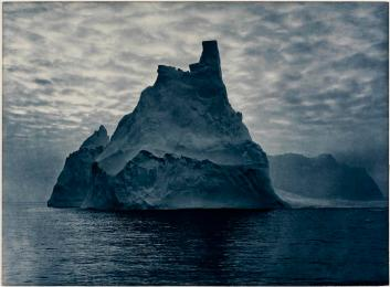 Antartide. Fotografia di Frank Hurley