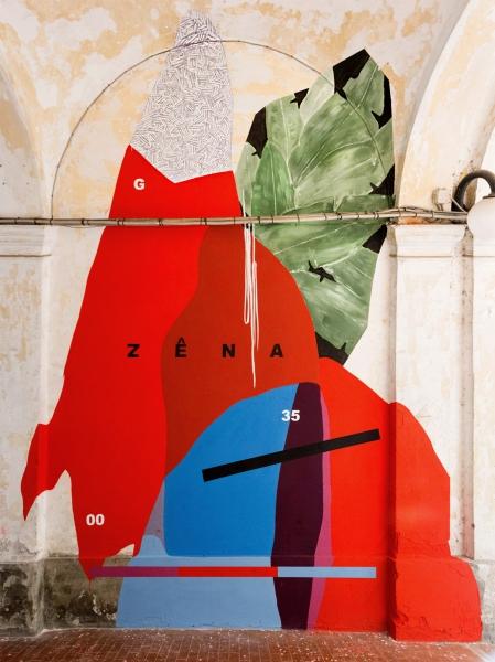 Giulio Vesprini @Genova, Italy