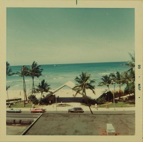 Hawaii, '68