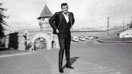Johnny Cash fuori dalla prigione di Folsom, 1968