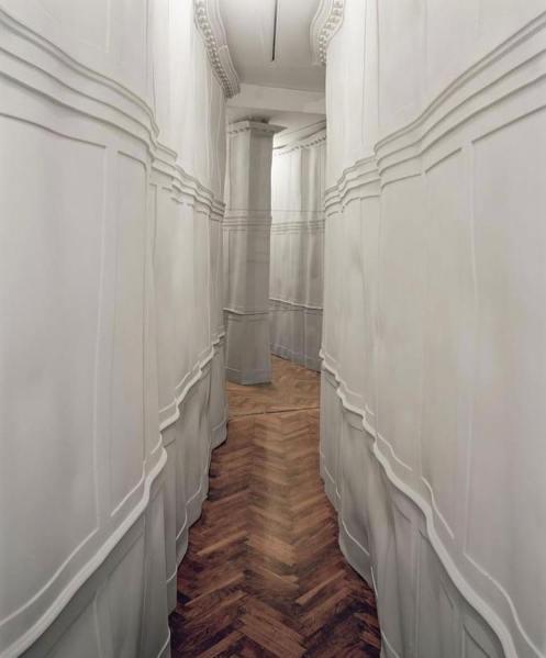 Le Cercle Ferme by Martine Feipel et Jean Bechameil
