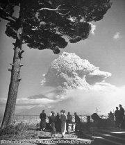 L'eruzione del Vesuvio, 1944