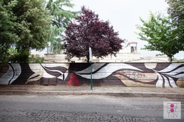Lucy McLauchlan @Rome, Italy
