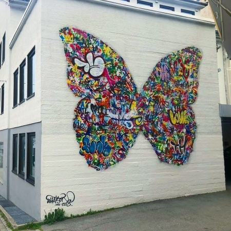 Martin Whatson @Bodø, Norway