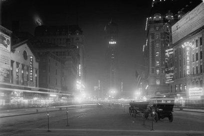 New York, Times Square, 1911