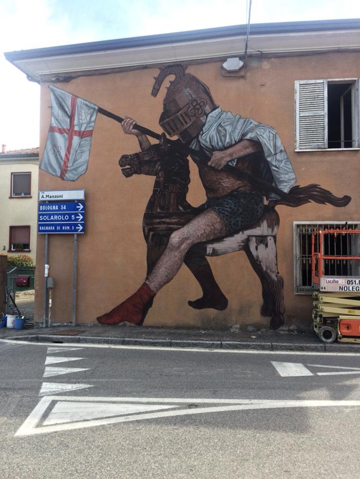 Nicola Alessandrini @Barbiano di Cotignola Marche, Italy