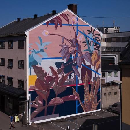 Pastel @Lillestrøm, Norway