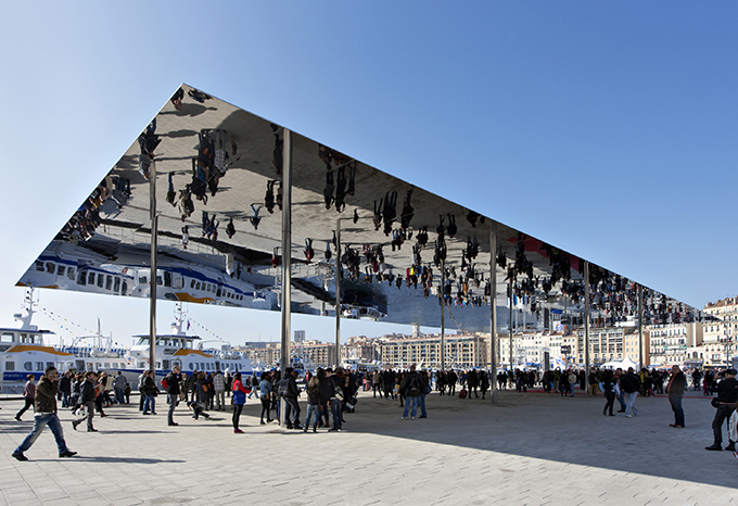 Port Vieux Pavilion - photo by Edmund Sumner, Nigel Young