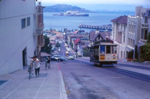 San Francisco, 1963