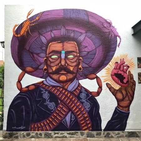 Sego y Ovbal @Cuernavaca, Mexico