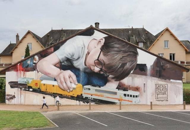 Sismikazot @Biars-Sur-Cère, France