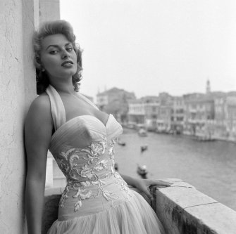 Sophia Loren, 1955