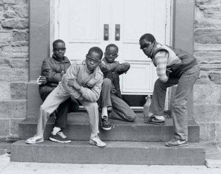 Street Style, anni '80