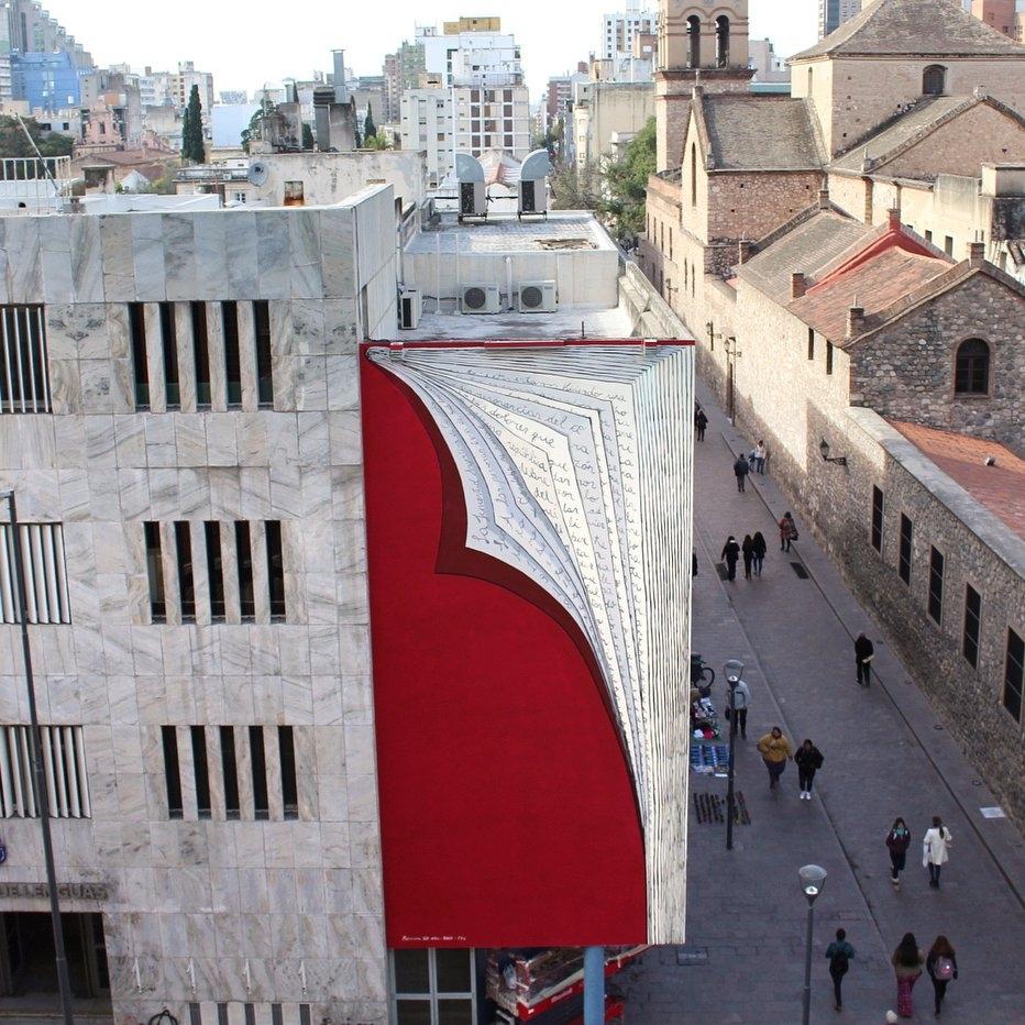 Streetart Flash – Tec @ Cordoba, Argentina