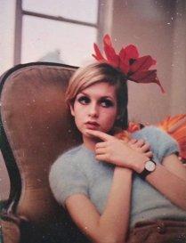 Twiggy by Bert Stern, 1967