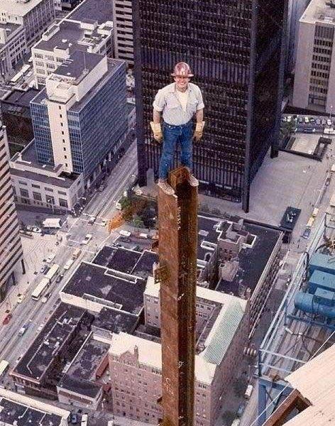 Un operaio coraggioso, New York 1980