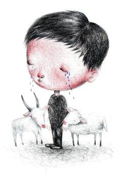 31- Delusione 2- Laura Saddi, Disegna per un disegno, Sant'Arte 2018