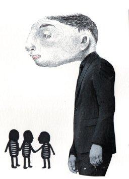 53- Me lo ricordo, lui molto più grande di noi 2- Laura Saddi, Disegna per un disegno, Sant'Arte 2018