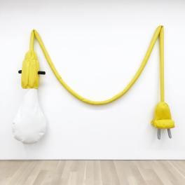 Al Freeman in Almine Rech Gallery