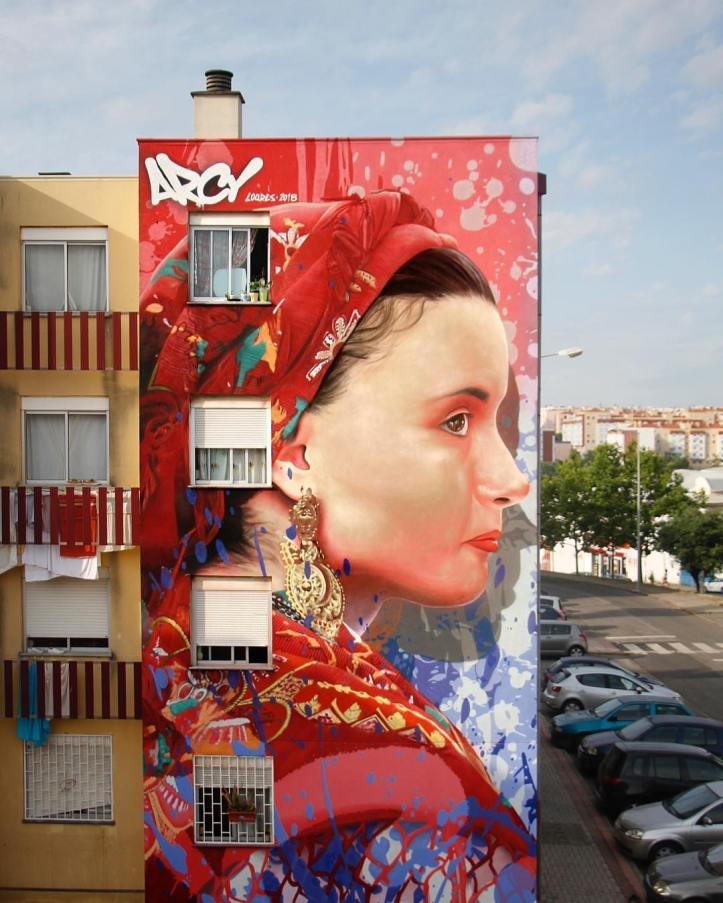 ARCY @Loures, Portugal