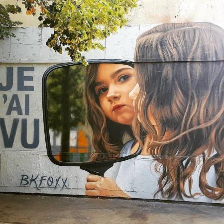 Bkfoxx @Paris, France