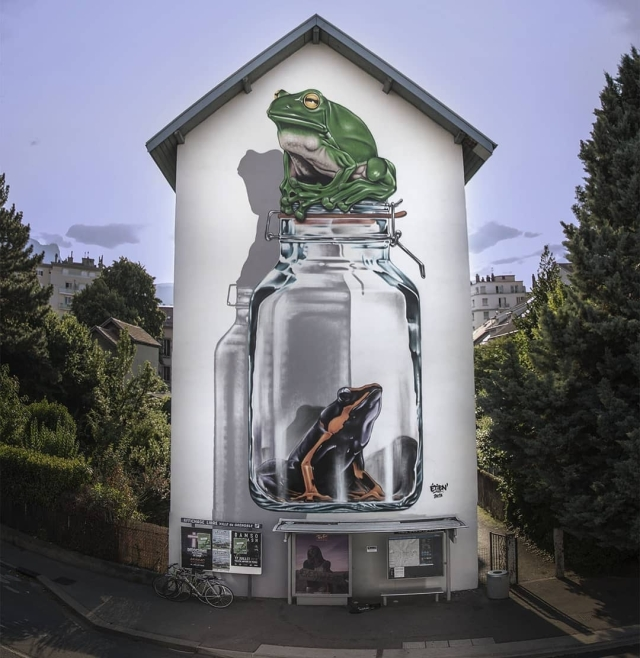 Étien' @Grenoble, France