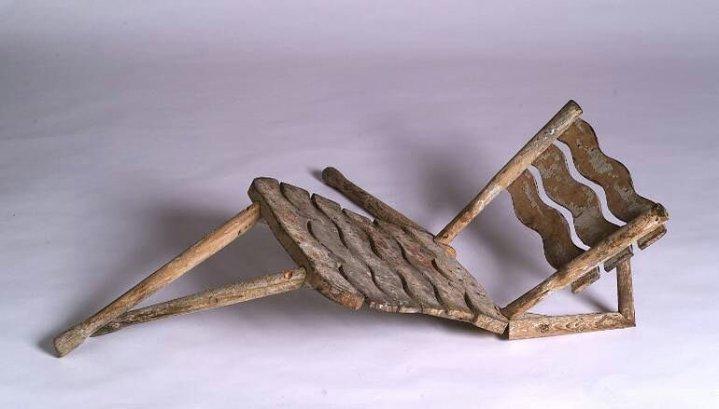 Chairchill By Helmut Palla