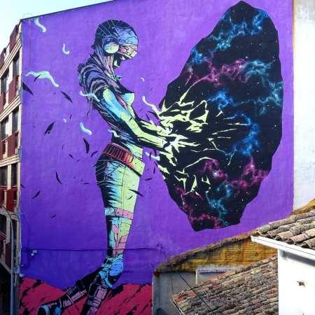 DEIH @Sangüesa, Spain
