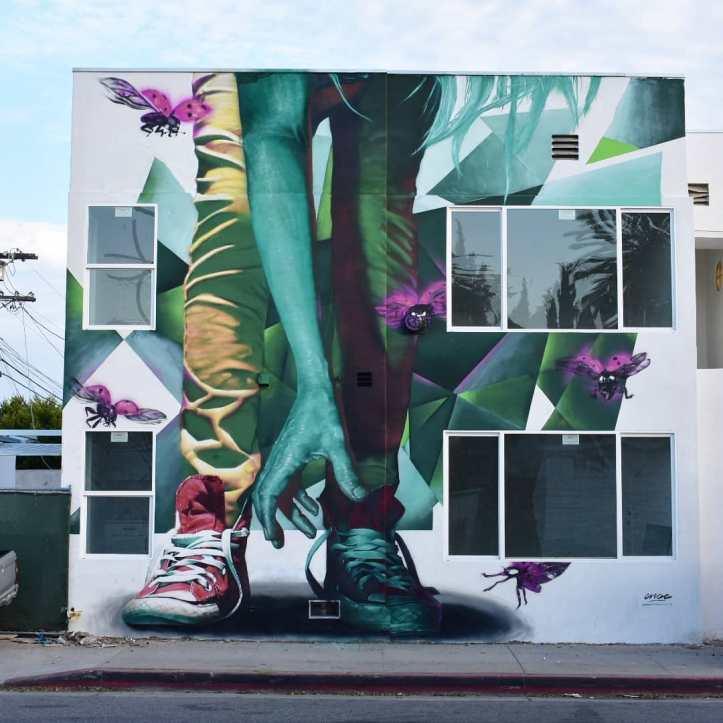 Enoe @Los Angeles, USA