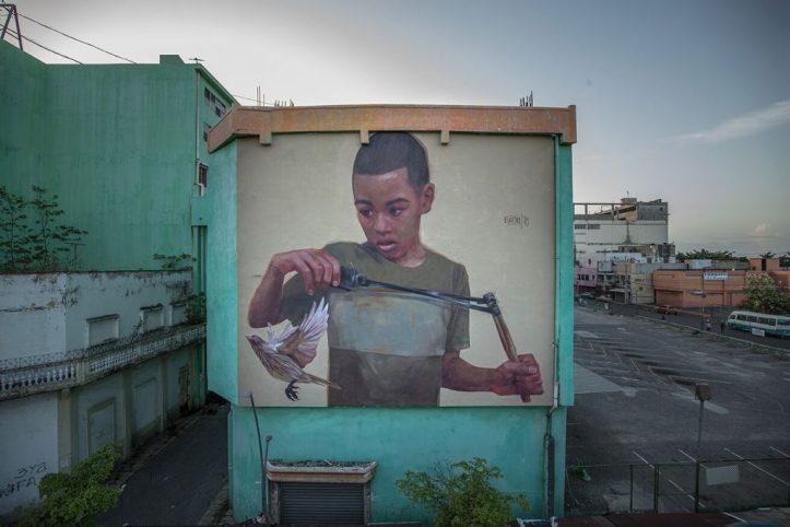 Evoca1 @Santo Domingo, Dominican Republic