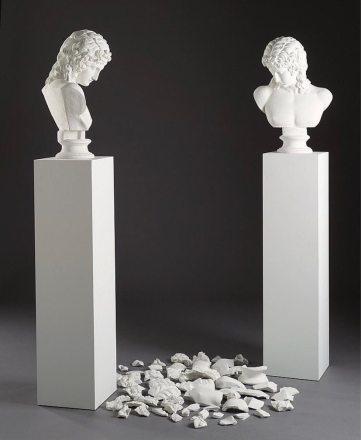 Sculpture by Giulio Paolini