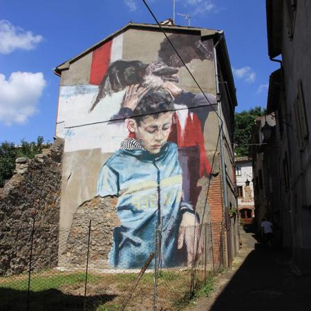 Helen Bur @Acquapendente, Italy