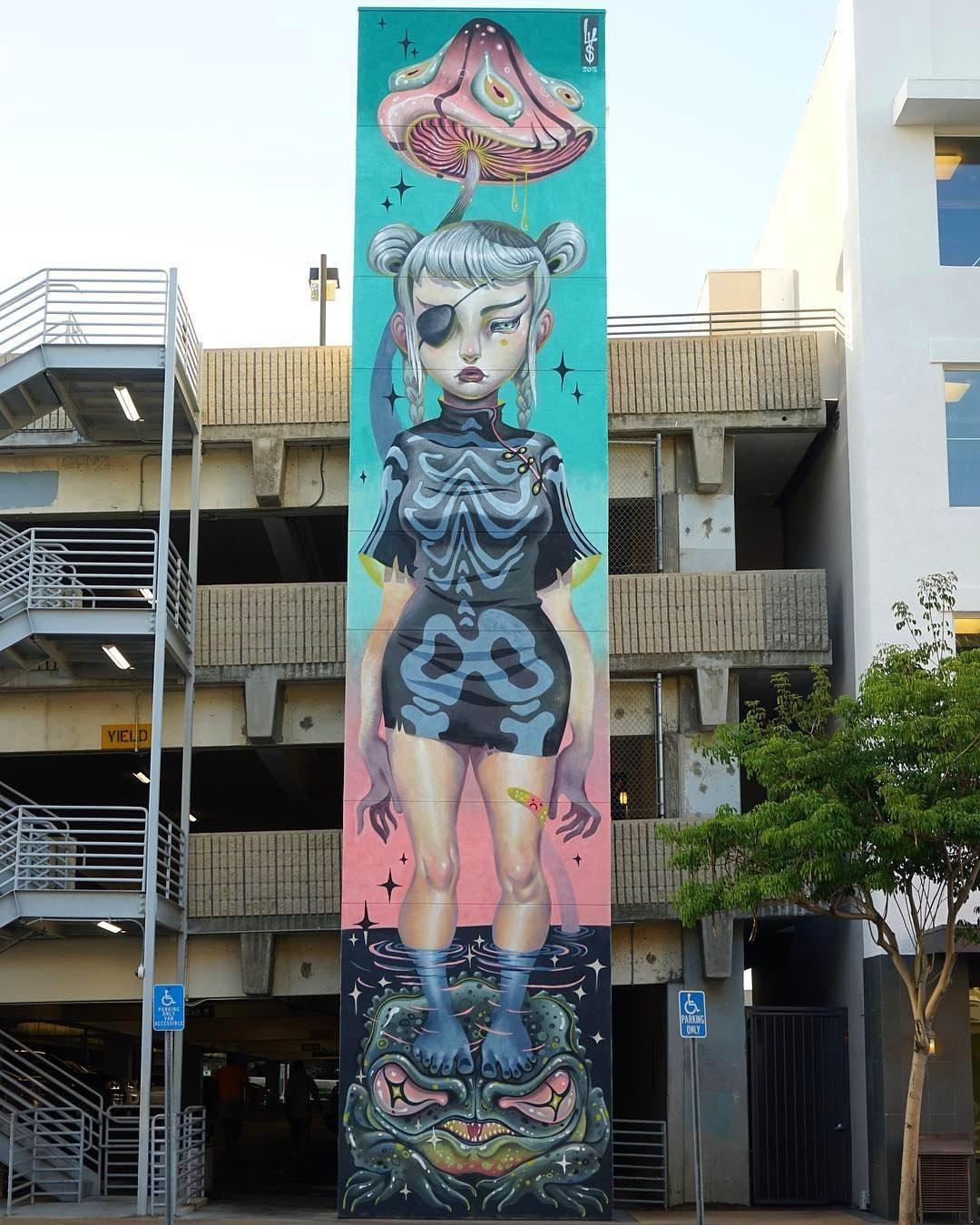 Lauren YS @Long Beach, California, USA