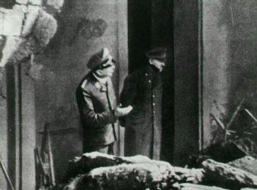 L'ultima immagine conosciuta di Adolf Hitler, 30 aprile 1945
