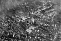 Manchester City Centre, 1934