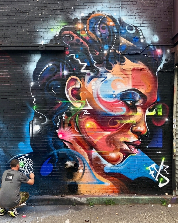 Mr Cenz @New York, USA